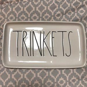 Accessories - Rae Dunn Trinkets Tray